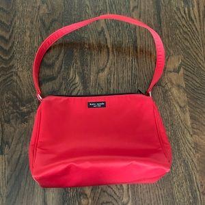 Kate Spade Red Shoulder Bag